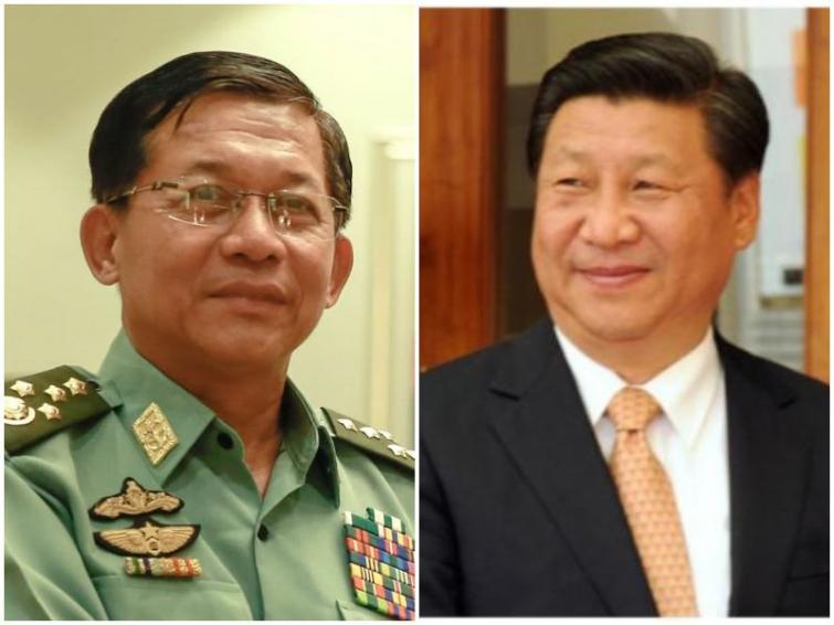 Myanmar latest to call out China for arming insurgents amid outrage by Vietnam and Philippines