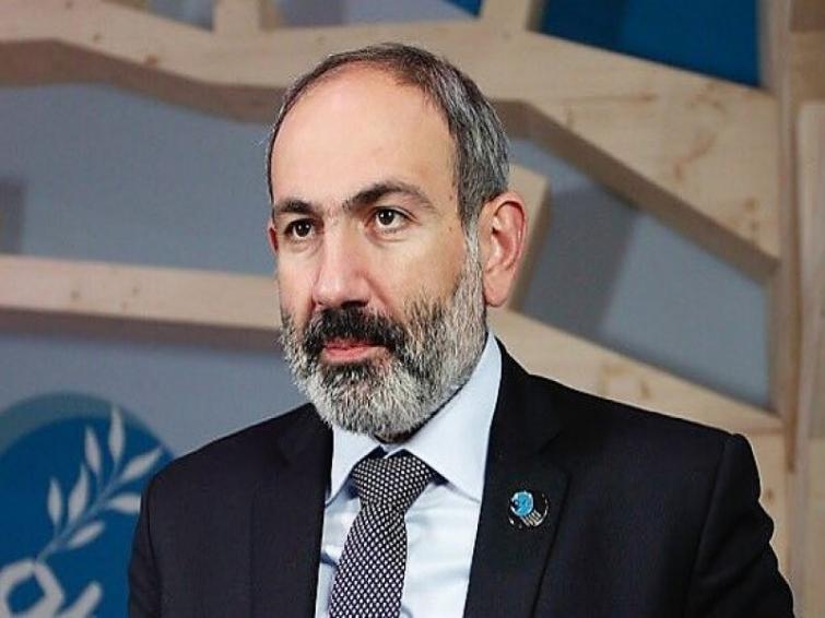 Armenia PM tests positive for coronavirus