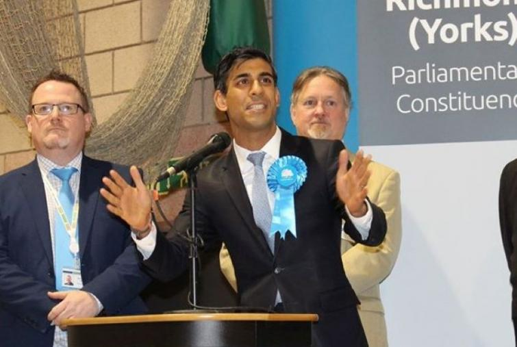 I am honoured: Narayan Murthy's son-in-law Rishi Sunak after becoming UK Finance Minister