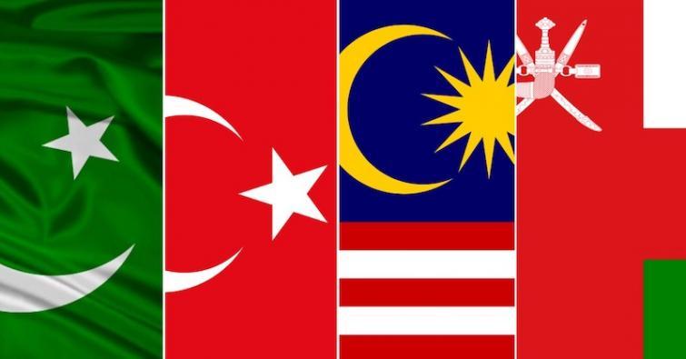 Türkei Pakistan