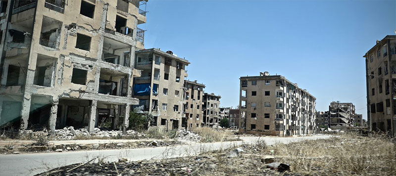 Work still remains on destruction of Syria chemical weapons