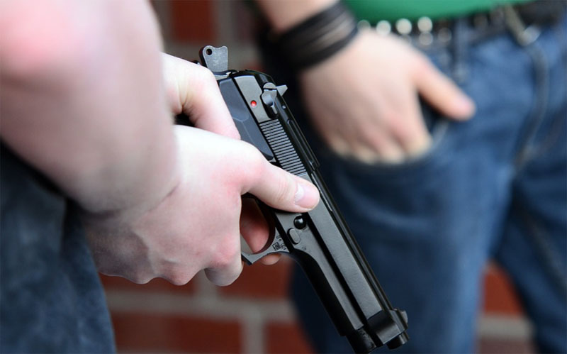 US: Six-year-old dies during shooting in Washington DC