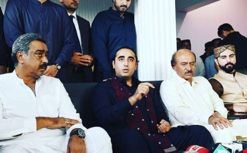 Sindh barren land water supply: Bilawal Bhutto slams Imran Khan