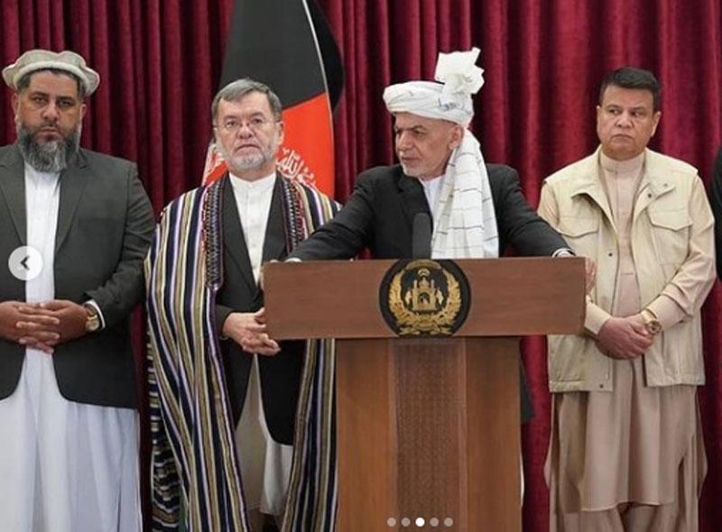 Afghanistan govt asks international community to probe Taliban