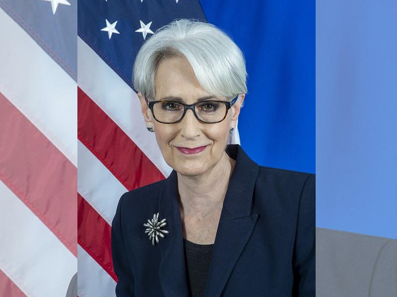 US Deputy Secretary of State Wendy R. Sherman to visit China on July 25