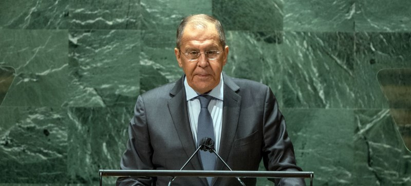 Russia calls for 'concerted efforts' to follow purposes and principles of UN Charter