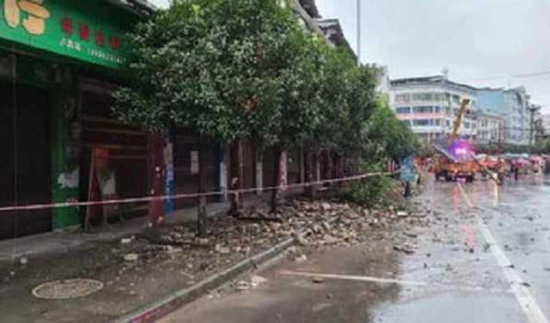 Three dead, 60 injured in 6.0-magnitude Sichuan earthquake
