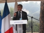 Former French leader Nicolas Sarkozy says does not plan to run for President in 2022