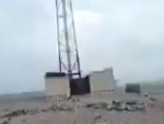 Afghanistan: Taliban terrorists caught on camera destroying telecom towers in undisclosed location