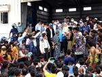 UN delegation lauds Bangladesh's Rohingya rehab move to Bay of Bengal island Bhasan Char