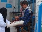 Yemen war reaches 'shameful milestone' - 10,000 children now killed or maimed