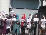 Afghanistan: Women protest in Kabul against Taliban's policies