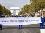 UyghurGenocide: More than 2000 people demonstrate in Paris against China