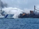 MV-X Pearl Press ship, which caught fire off Sri Lankan coast, is now sinking