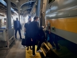 Canada federal govt announces plans for new 'high frequency' rail lines from Toronto to Quebec City