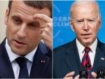 Emmanuel Macron, Joe Biden to hold negotiations: French Cabinet