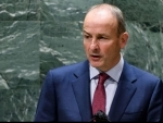 Alarm bells are ringing over conflict, COVID and climate, 'now we must respond', Ireland tells UN Assembly