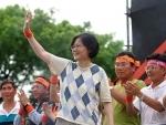Taiwan's President Tsai Ing-wen expresses sadness over Apple Daily closure
