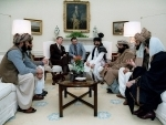 Taliban leaders holding talks in Doha about future government