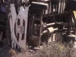 Eight killed, over 20 injured in traffic accident in Peru