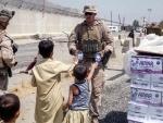 US govt helps 4 citizens leave Afghanistan overland
