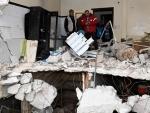 Senior panel probing violations in Syria, examining new measures to safeguard humanitarians
