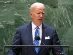 US opening an 'era of relentless diplomacy' after Afghanistan: Joe Biden at UNGA session