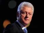 Former US President Bill Clinton admitted to hospital