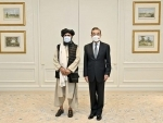 Chinese Foreign Minister Wang Yi meets Taliban delegation in Doha