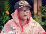 Sheikh Hasina urges filmmakers to make more movies on Liberation War