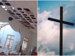 Four churches attacked in Myanmar, Bishops appeal for peace