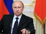 Russian President Vladimir Putin gets second jab of Coronavirus vaccine