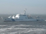 Two Chinese coast guard ships enter Japanese waters