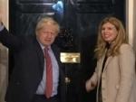 UK PM Boris Johnson marries fiancee in 'secret ceremony'