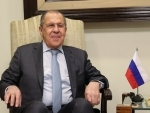 Russia to continue the practice of joint anti-terrorist exercises with Pakistan: Russian Foreign Minister Lavrov