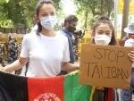 Hundred Afghans stranded in India leave for Kabul
