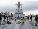 Australian authorities tracking Chinese spy ship which is expected to monitor Australia-US war games