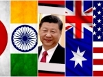 Expert believes China forcing India, Australia, Japan and US to unite in preparation for major conflict