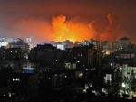 Israel launches air raids in Gaza Strip