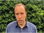 UK: Matt Hancock resigns as health secretary after breaking social distance guidance