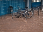 China: Continuous rainstorms leave 15 dead in Shanxi