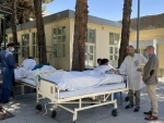 Red Cross-supported health facilities treat more than 4,000 people wounded by weapons since Aug 1 in Afghanistan