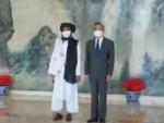 Taliban delegation visits China amid Afghanistan violence
