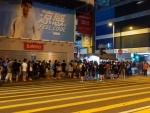 Hong Kong: Police arrest ex-Apple Daily senior editor