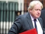 Xinjiang sanctions: Boris Johnson slams China