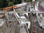Taiwan: Forty-eight killed as train derails