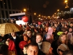 US Embassy urges Moscow to respect Int'l Law, stop detaining Pro-Navalny protesters