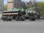 S-400 missile system caught in traffic accident outside Moscow