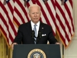 Stand squarely behind Afghanistan pull-out decision, buck stops with me: Joe Biden amid criticisms