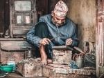 Daily wagers hit hard in Nepal's Lumbini